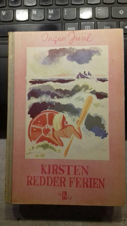 Kirsten redder ferien