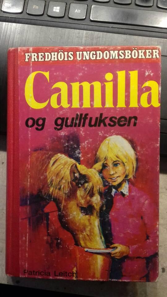 Camilla og gullfuksen