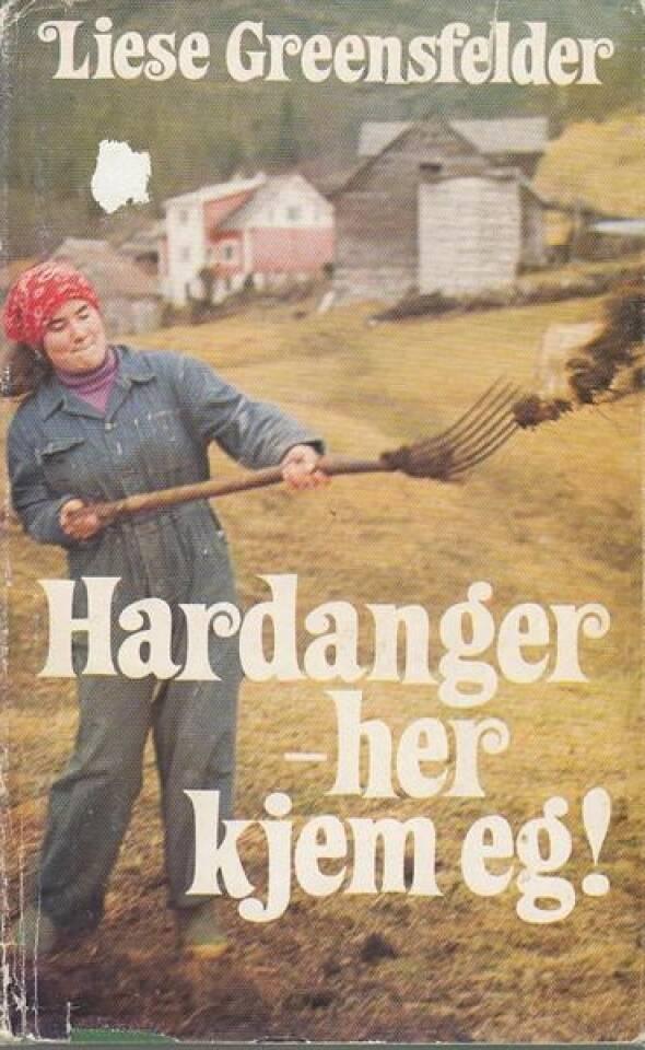 Hardanger-her kjem eg!