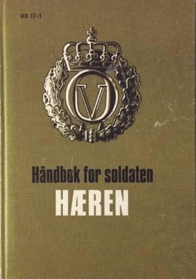 Håndbok for soldaten. Hæren