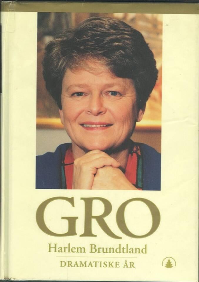 Dramatiske år 1986-1996