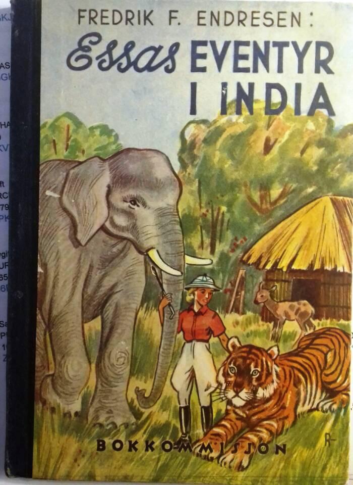 Essas eventyr i India