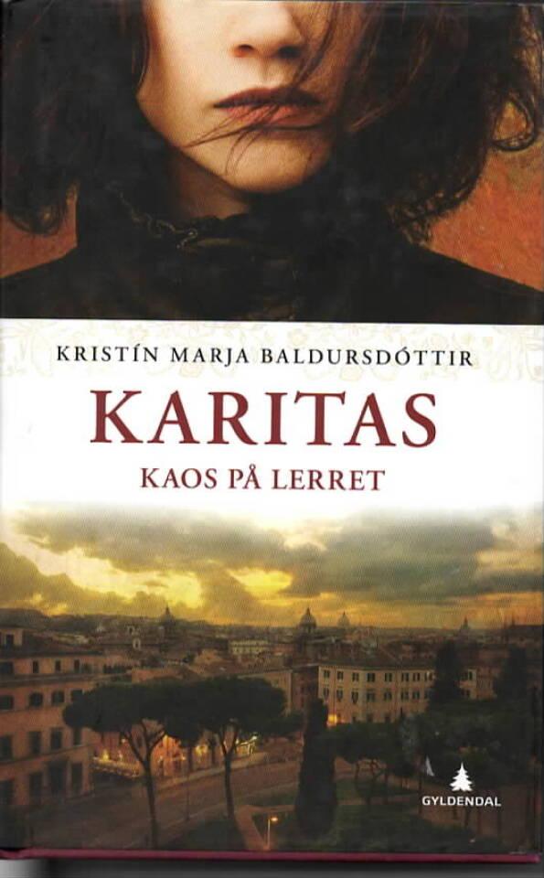 Karitas – Kaos på lerret