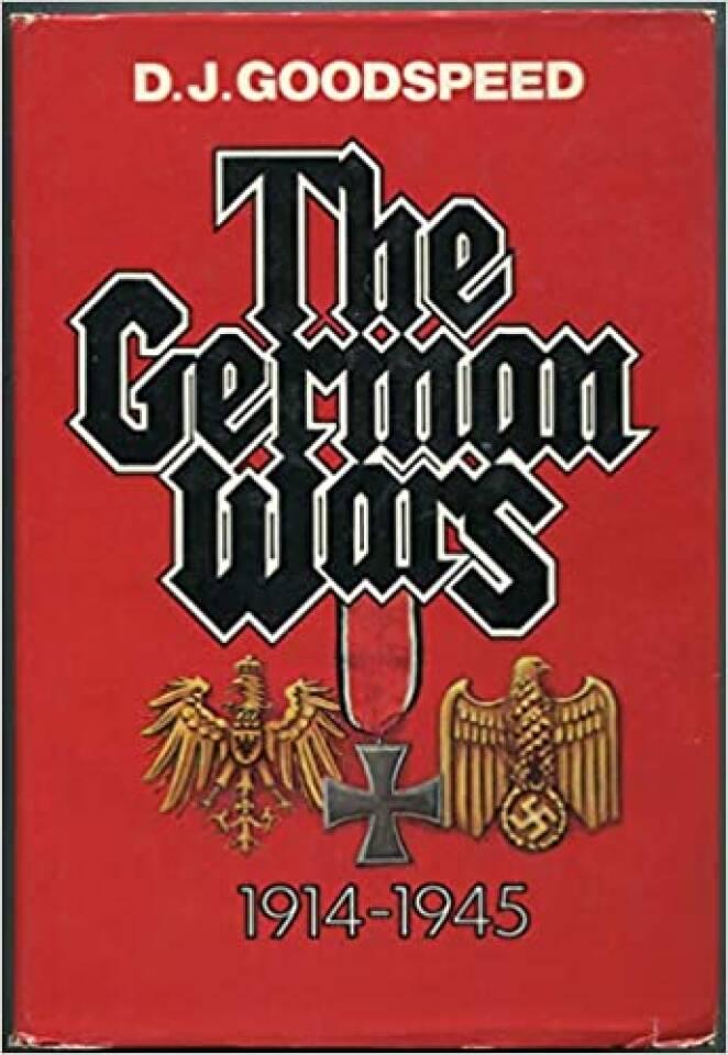 THE GERMAN WARS 1914-1945