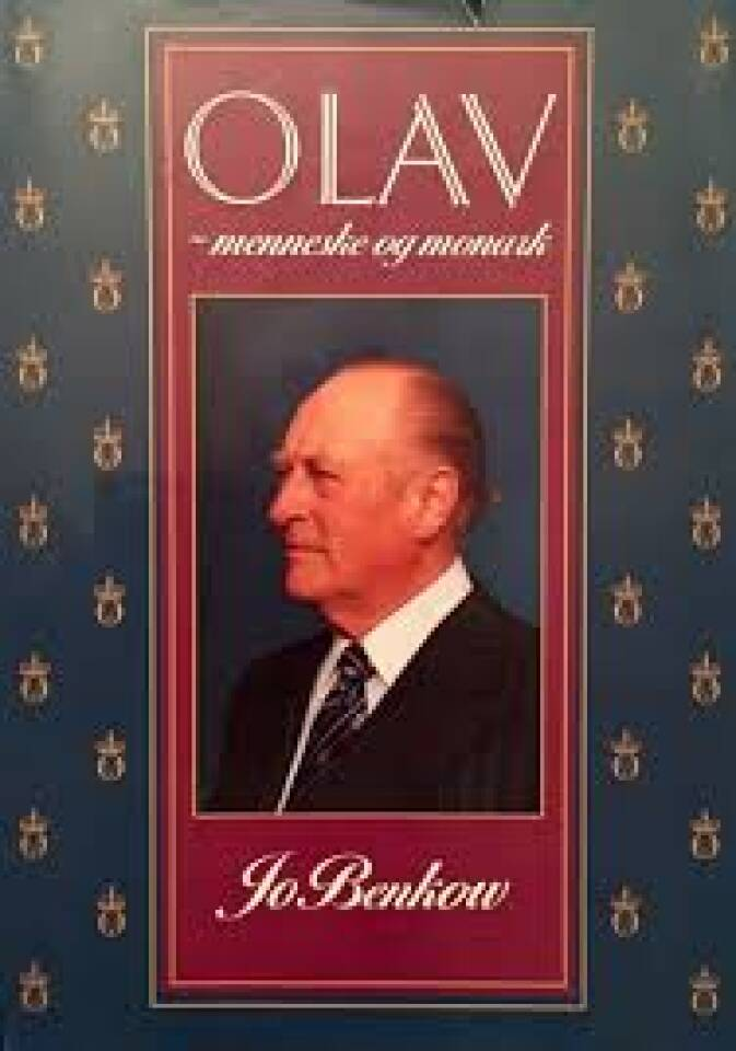 Olav-menneske og monark