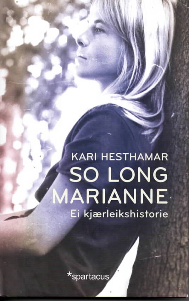 So long, Marianne – En kjærleikshistorie