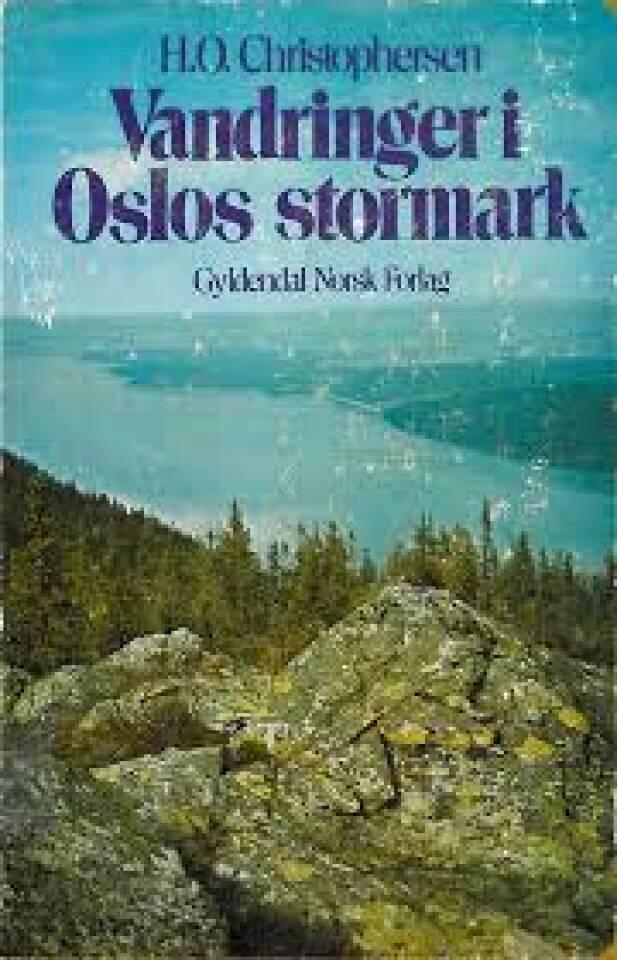 Vandringer i Oslos stormark