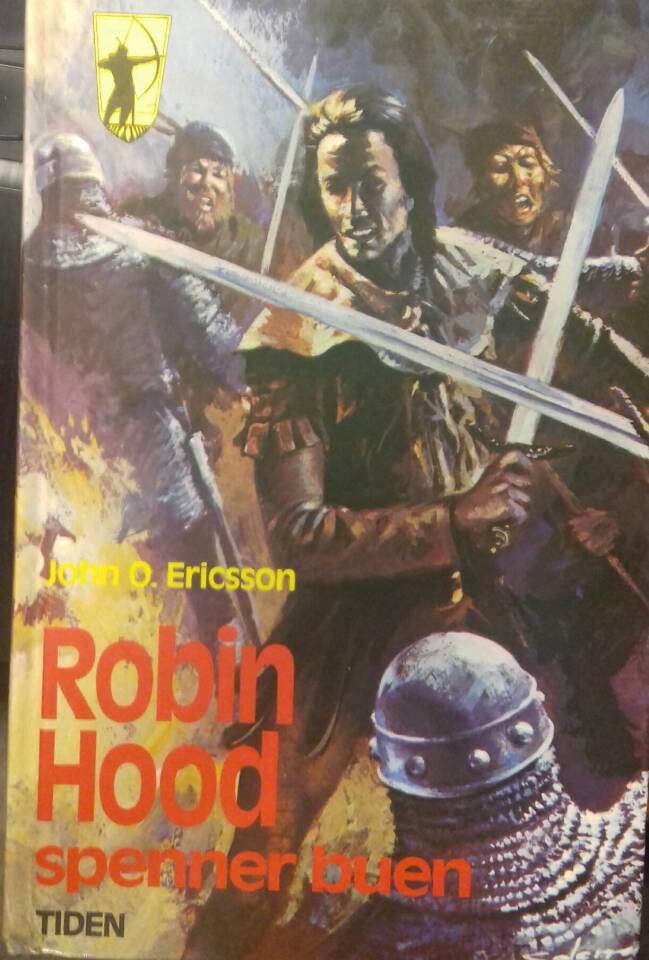 Robin Hood spenner buen