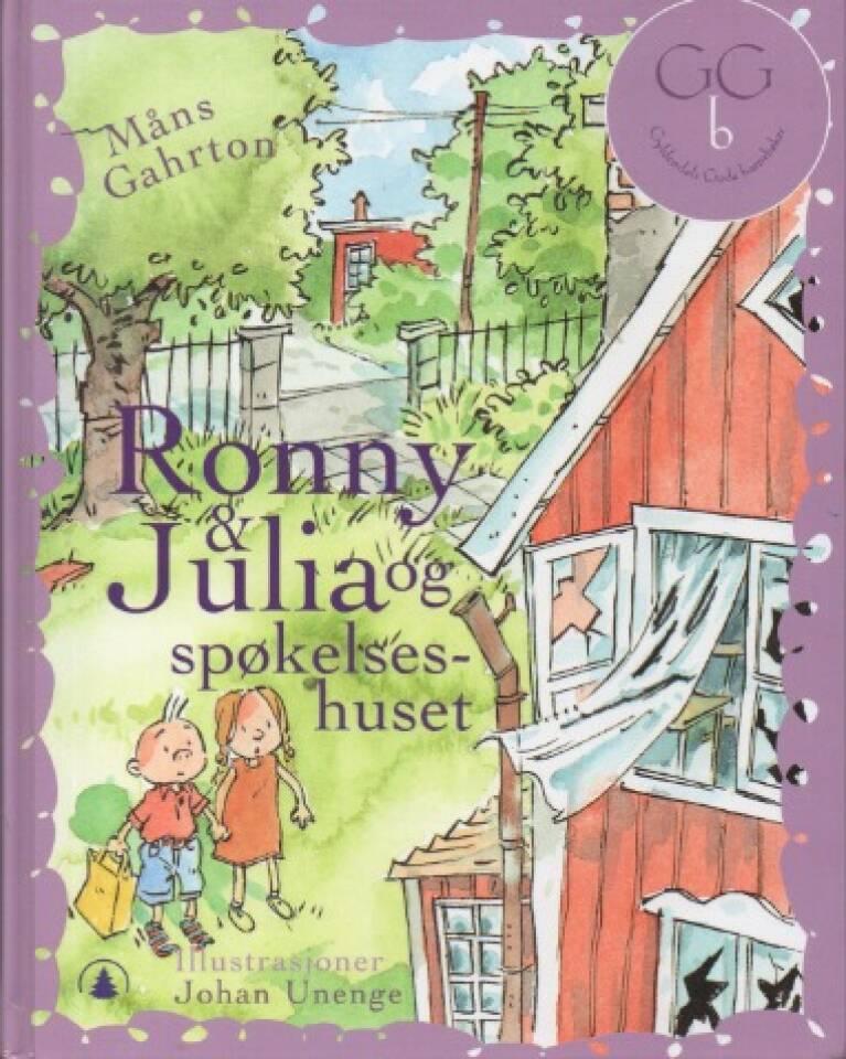 Ronny & Julia og spøkelseshuset