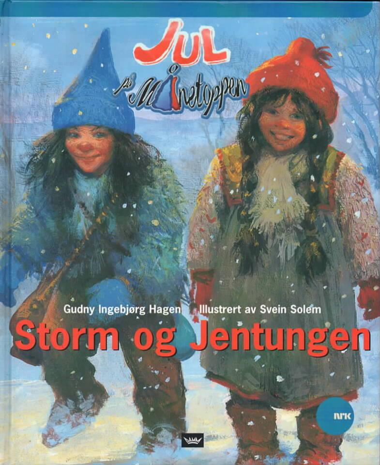 Storm og jentungen – Jul på Månetoppen