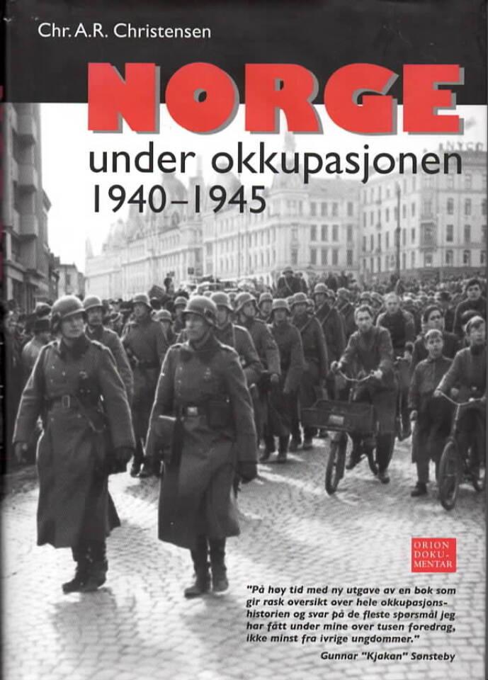 Norge under okkupasjonen 1940-1945