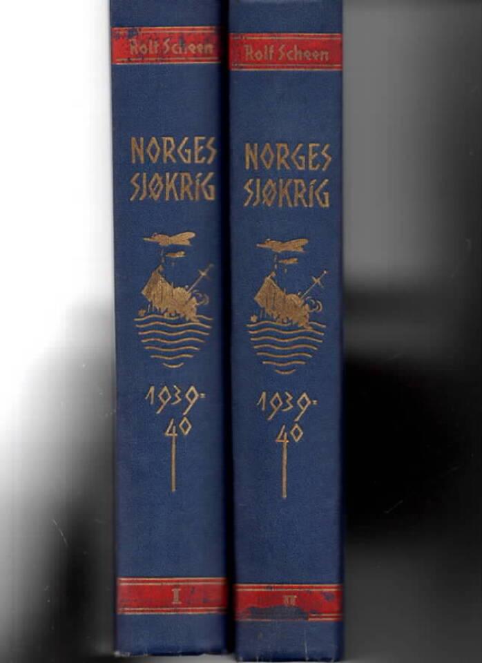 Norges sjøkrig – 1939-1940