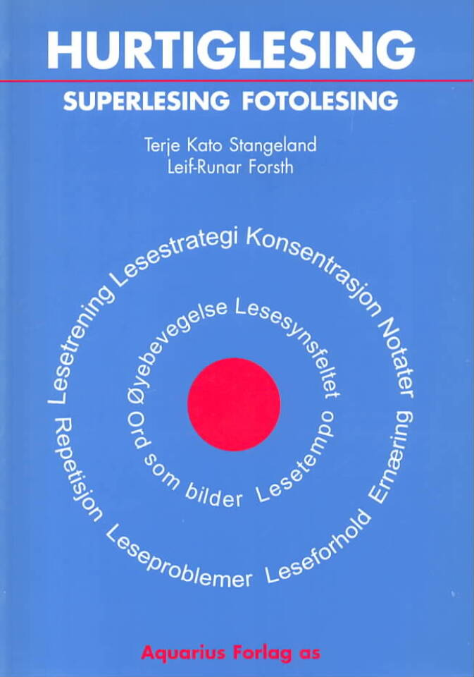 Hurtiglesing – Superlesing Fotolesing