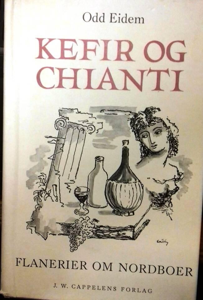 Kefir og chianti
