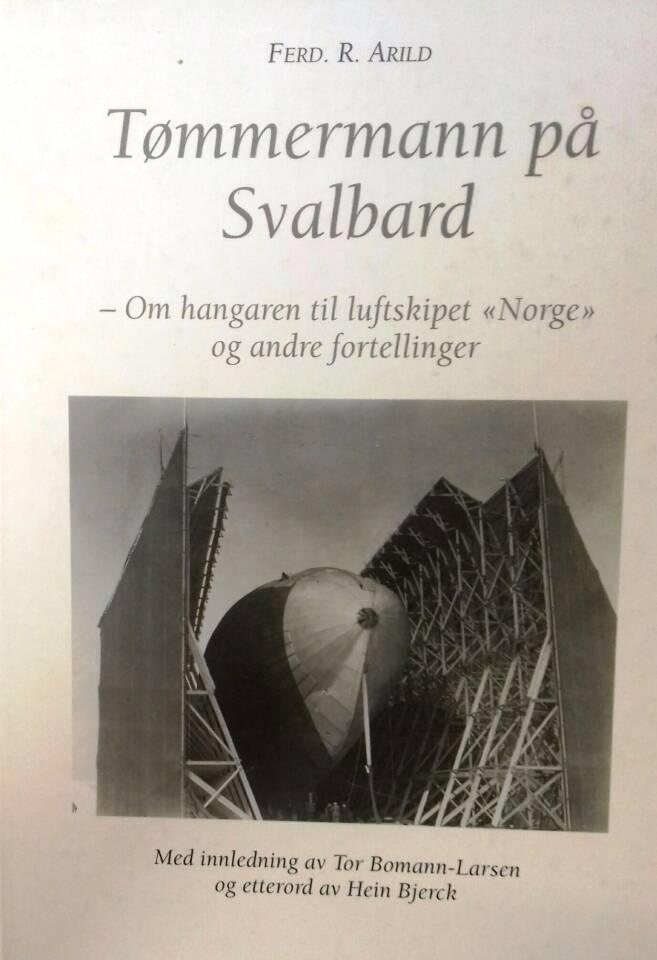 Tømmermann på Svalbard