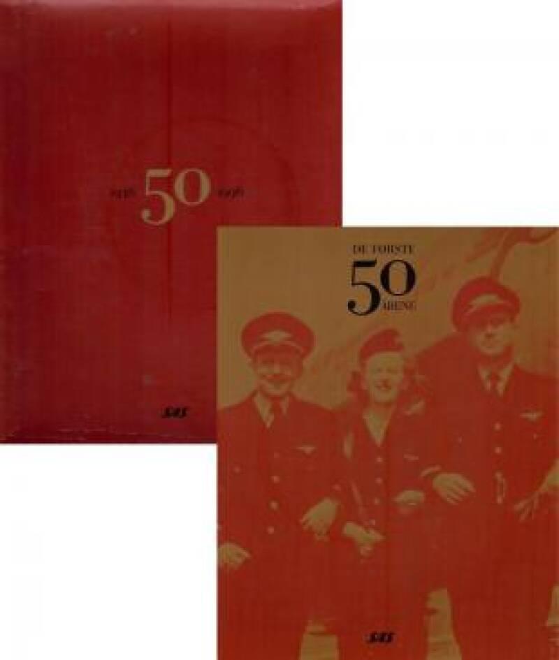 De første 50 årene - SAS