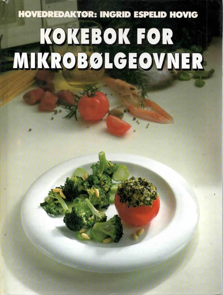 Kokebok for mikrobølgeovner