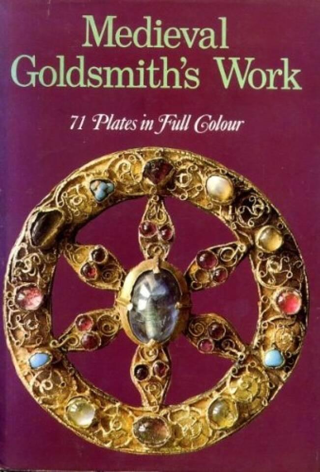 Medieval Goldsmith's Work