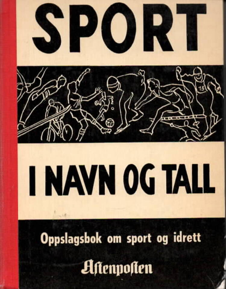 Sport i navn og tall