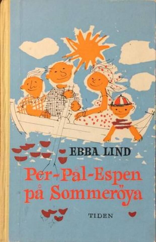 Per- Pål-Espen på Sommeröya