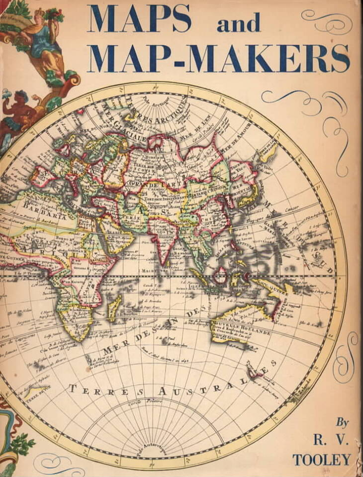 Maps and map-makers