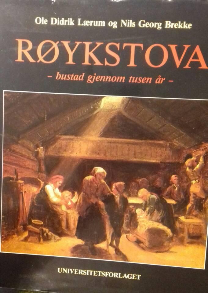 Røykstova - bustad gjennom tusen år