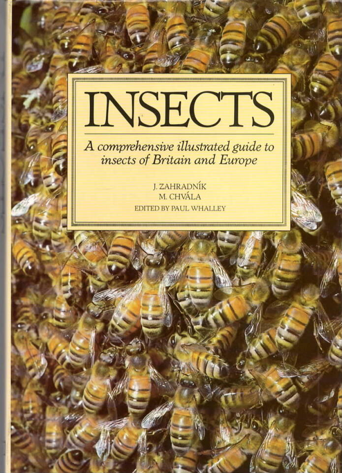 Insects – A comprehensive illustrated guide to insects of Britain and Europe