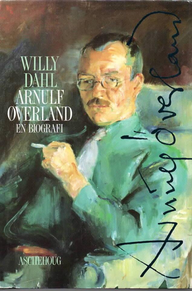 Arnulf Øverland – en biografi