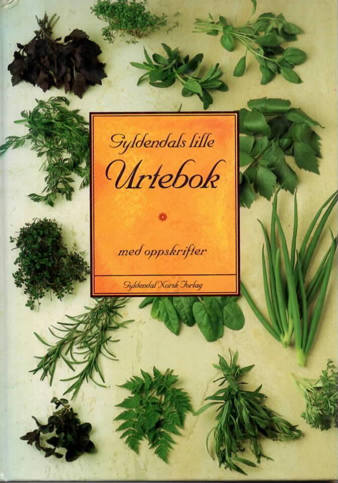Gyldendals urtebok – med oppskrifter