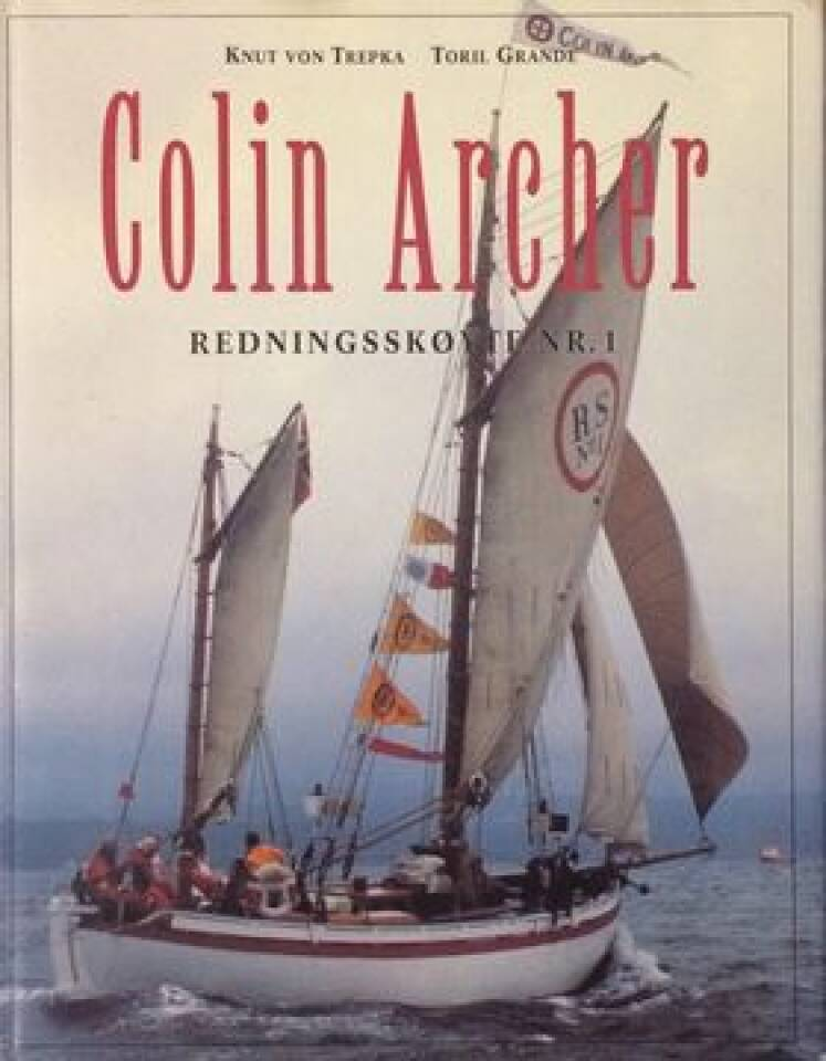 Colin Archer Redningsskøyte nr. 1
