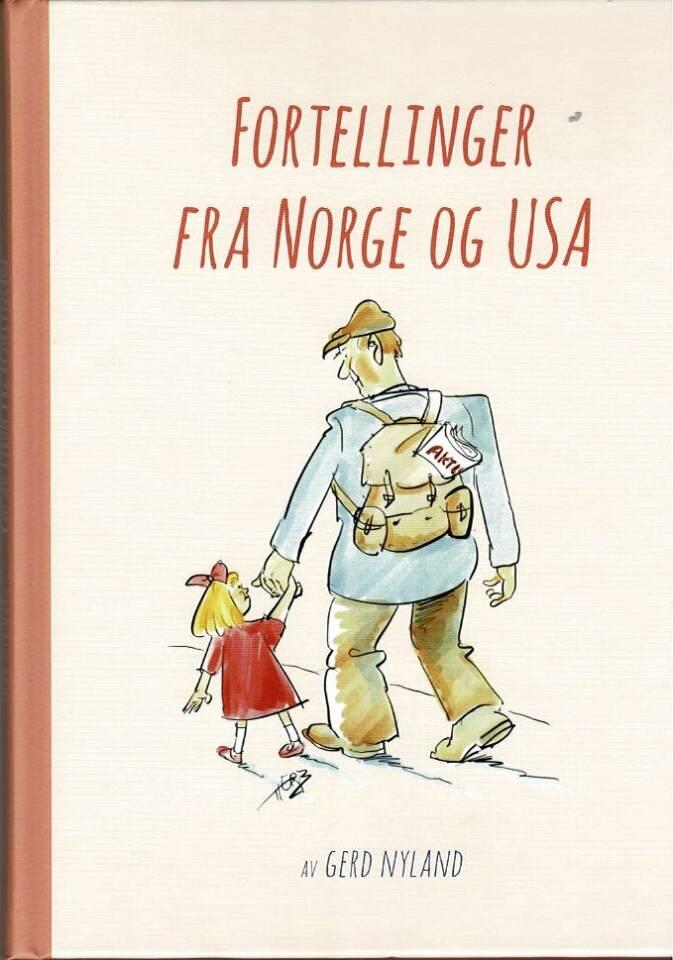 Fortellinger fra Norge og USA