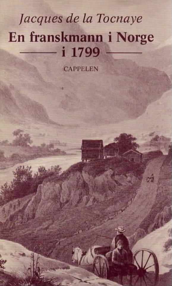En franskmann i Norge i 1799