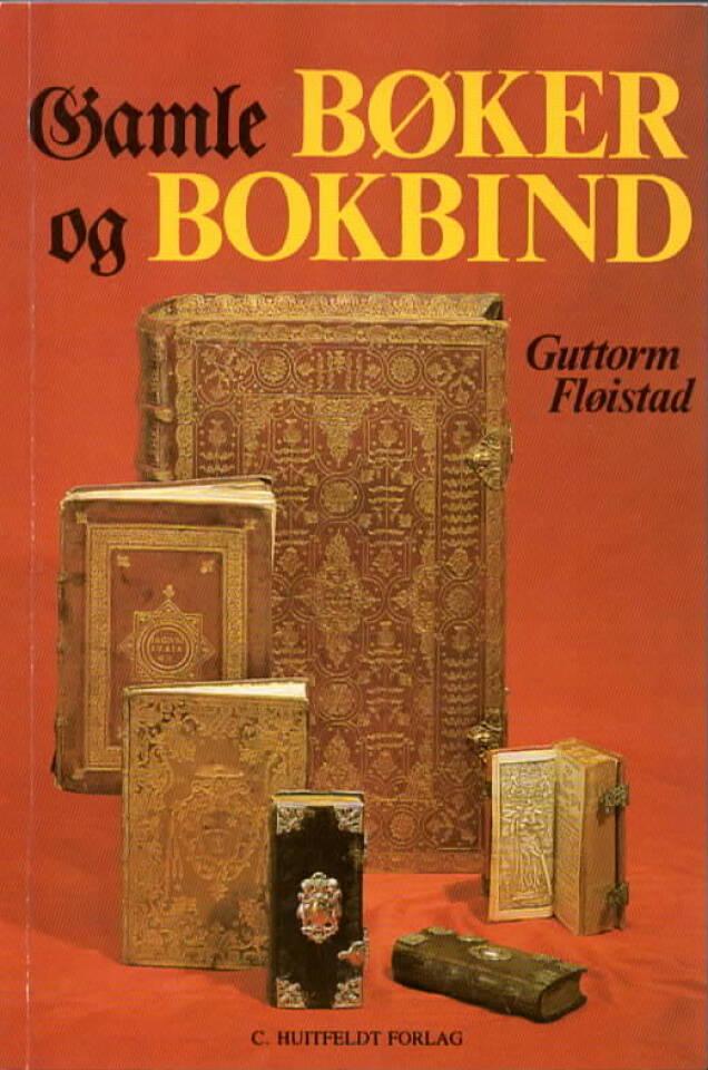 Gamle bøker og bokbind