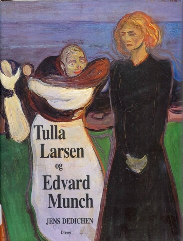 Tulla Larsen og Edvard Munch