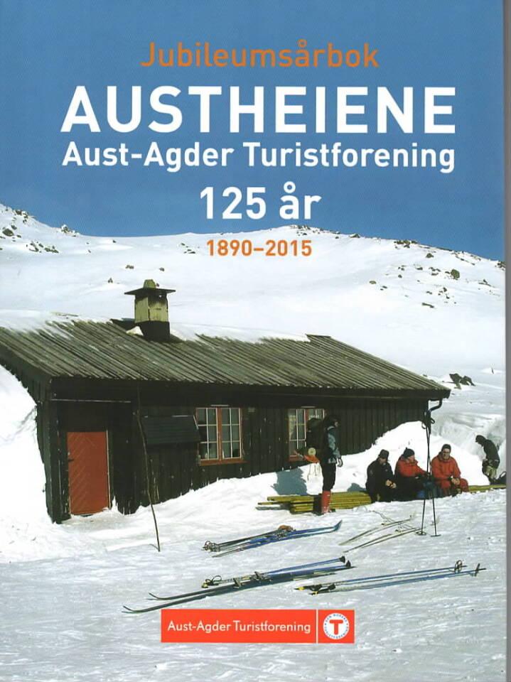 Austheiene – Aust-Agder Turistforening 125 år