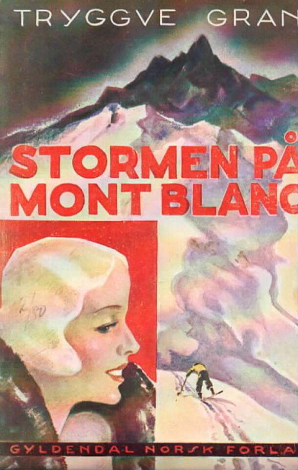 Stormen på Mont Blanc