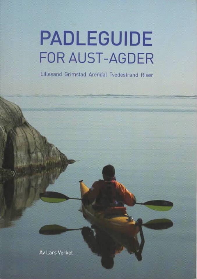 Padleguide for Aust-Agder
