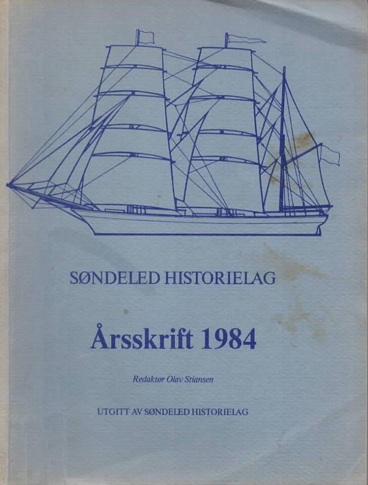 Årsskrift 1984 – Sønderled Historielag