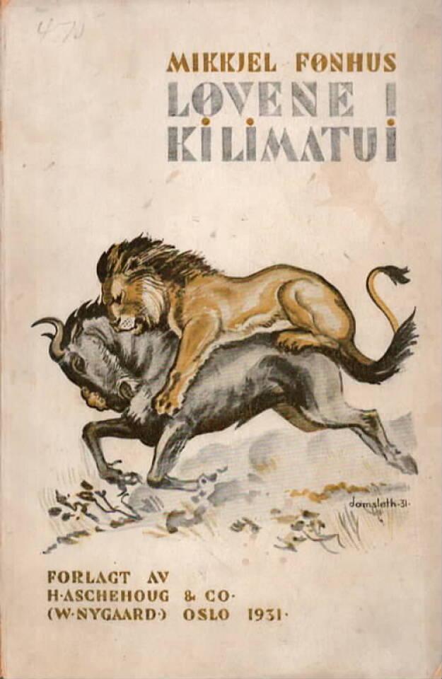 Løvene i Kilimatui