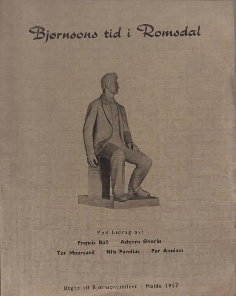 Bjørnsons tid i Romsdal