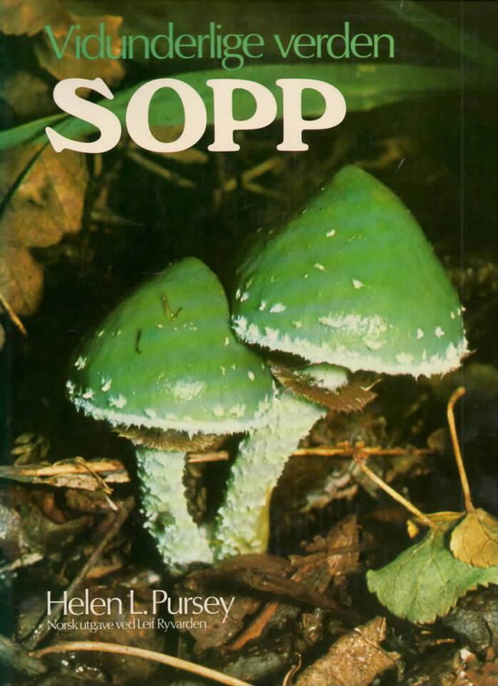 Sopp – Vidunderlige verden