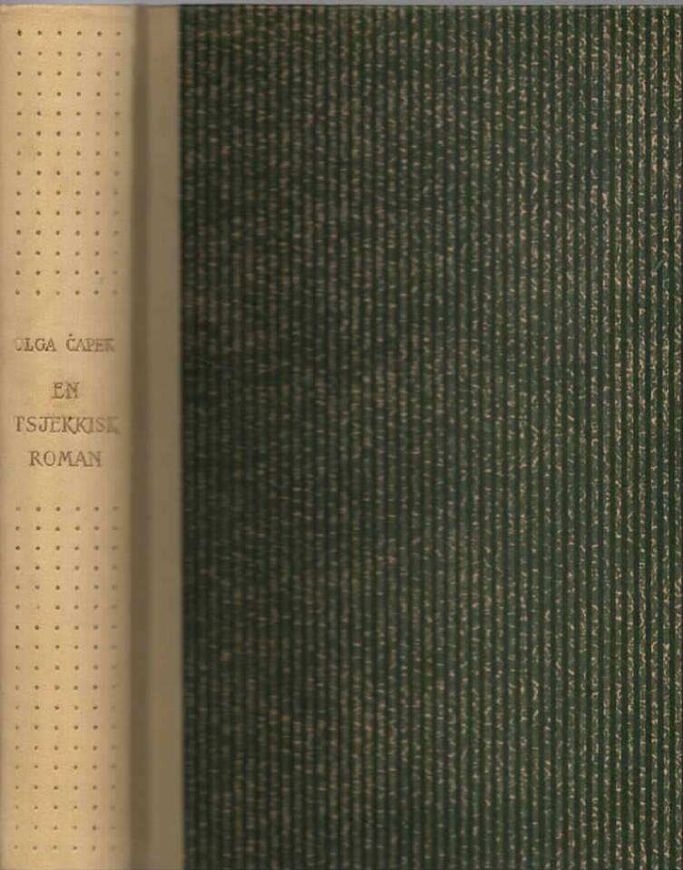 Enn tjsekkisk roman – Mitt liv med Karel Capek
