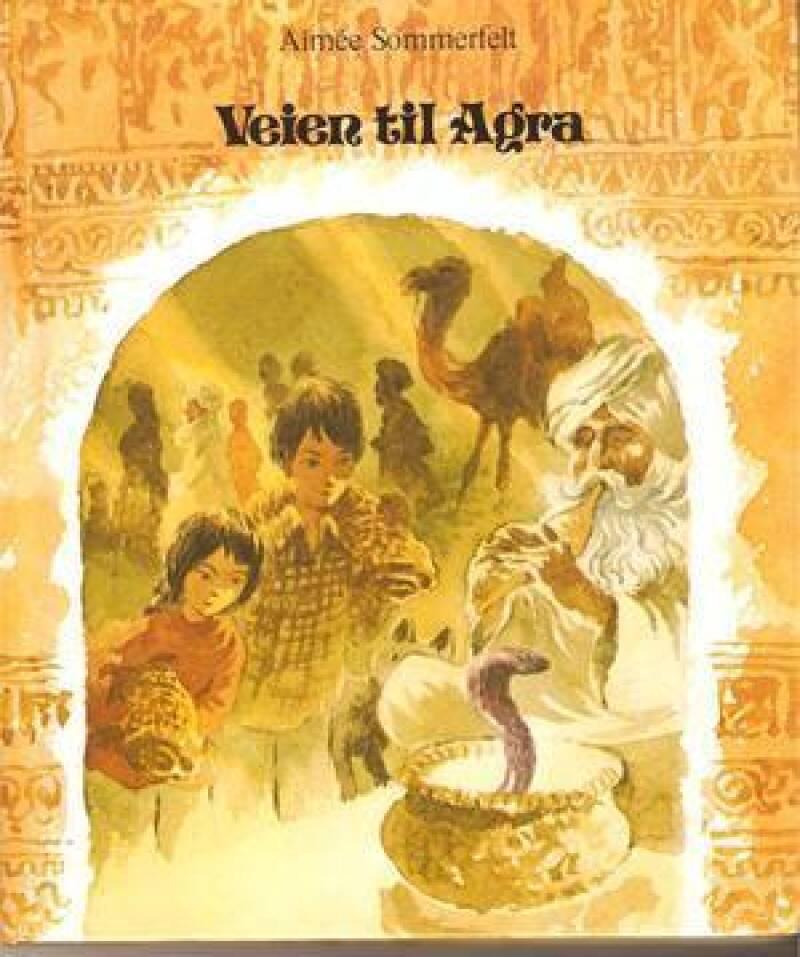 Veien til Agra