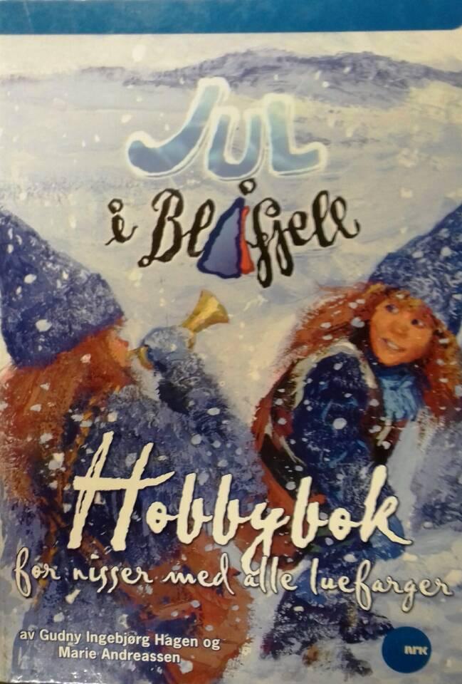 Jul i blåfjell - hobbybok