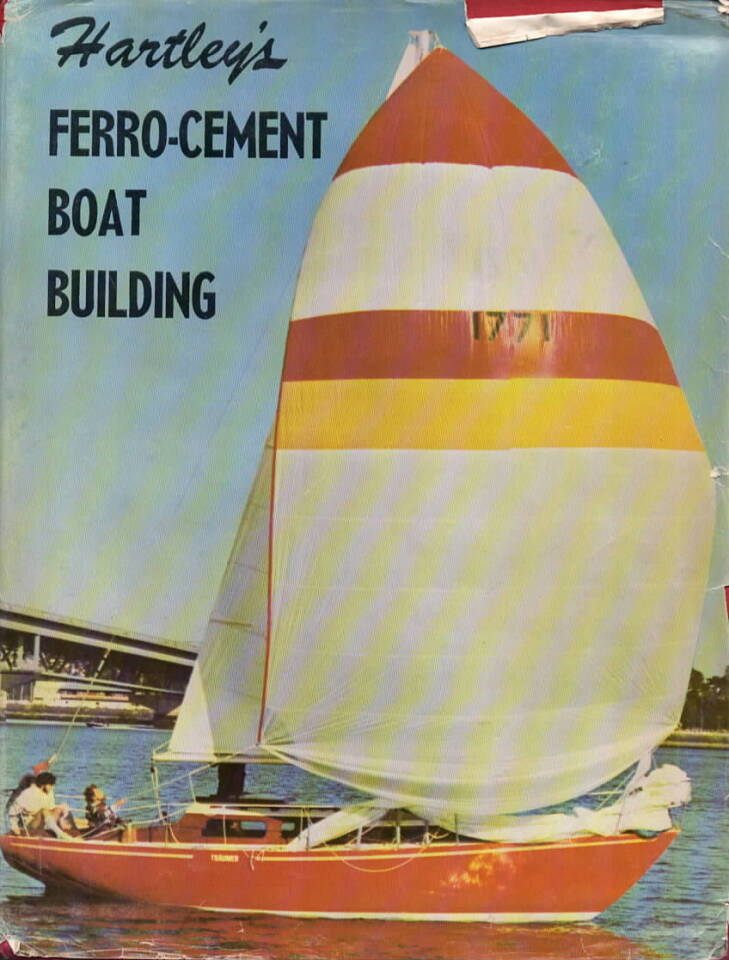 Ferro-cement boat building