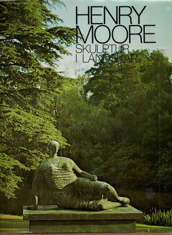 Henry Moore – Skulptur i landskap