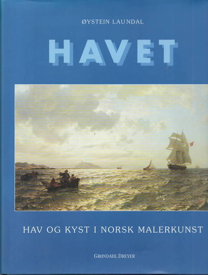 Havet – Hav og kyst i Norsk malerkunst