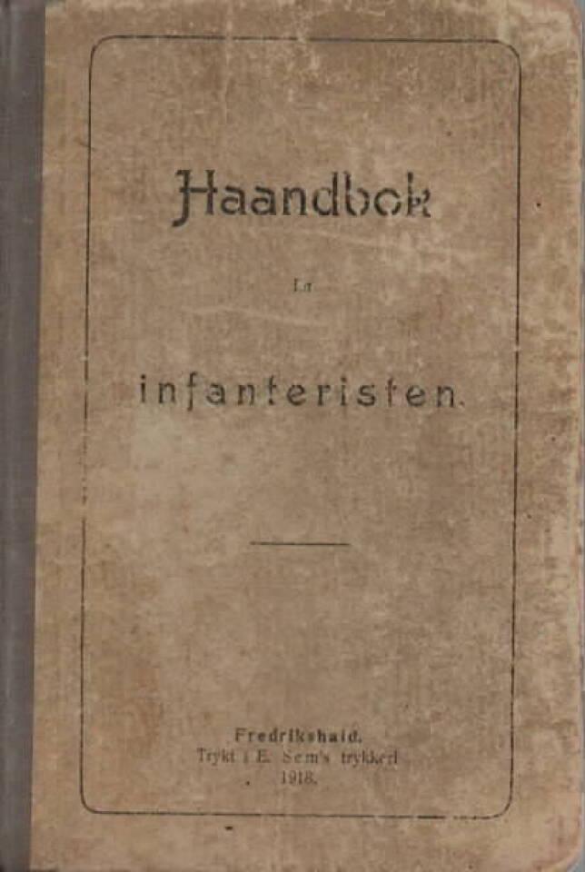 Haandbok for infanteristen
