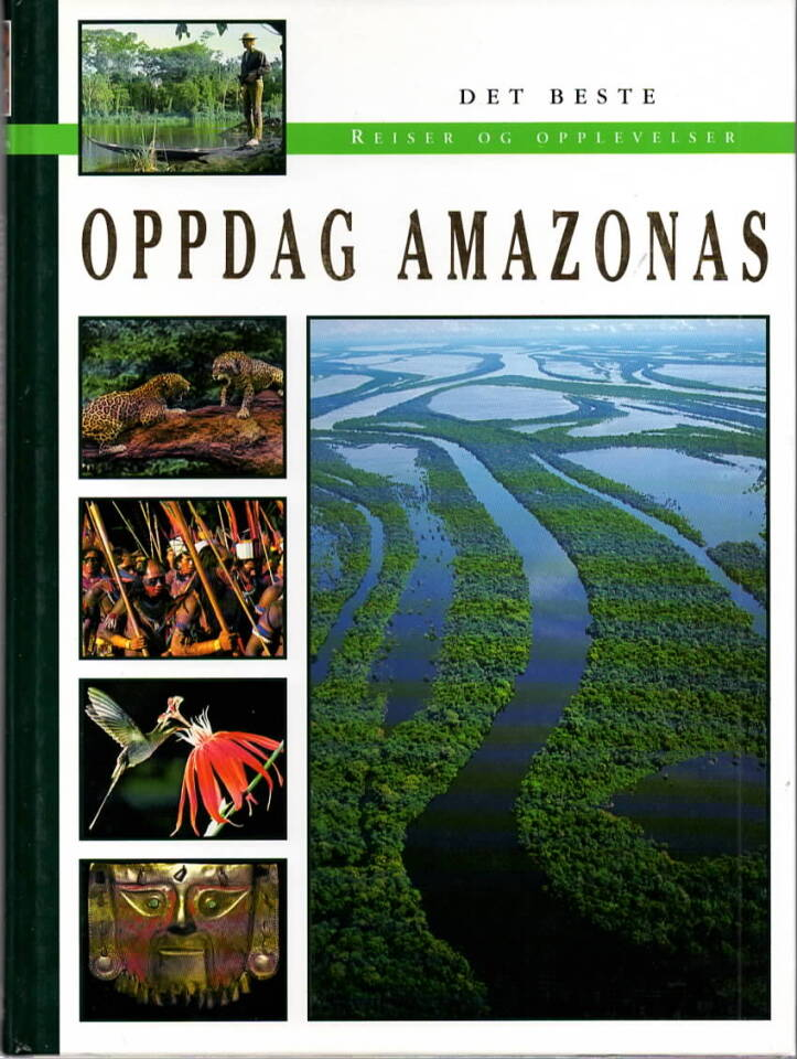 Oppdag Amazonas