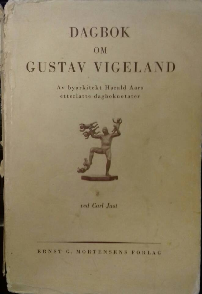 Dagbok om Gustav Vigeland